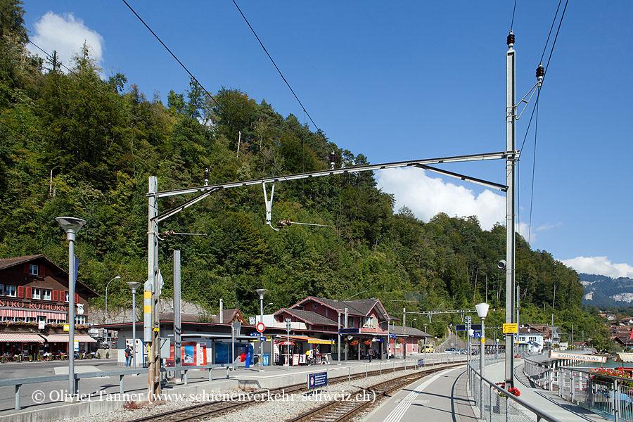 """Bahnhof """"Brienz"""""""