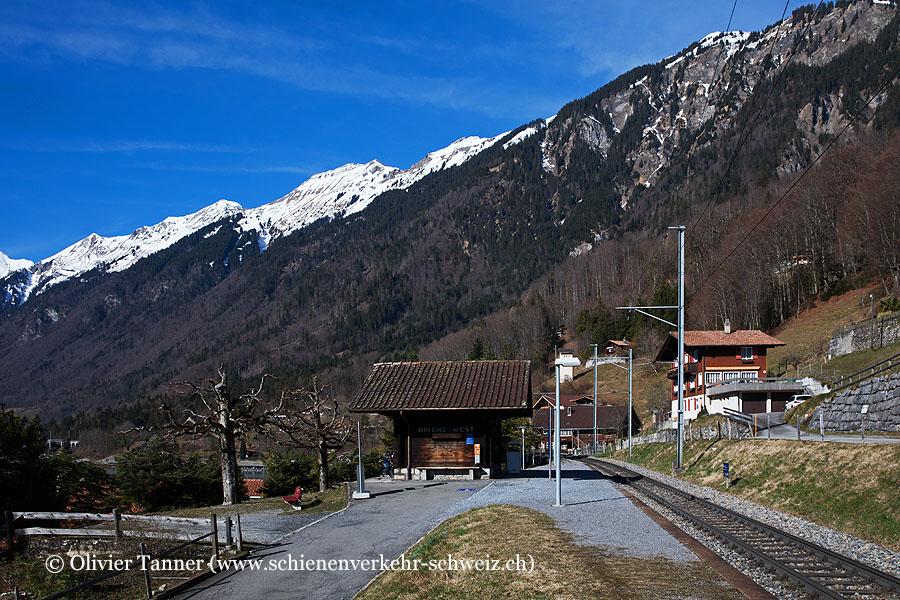 """Bahnhof """"Brienz West"""""""