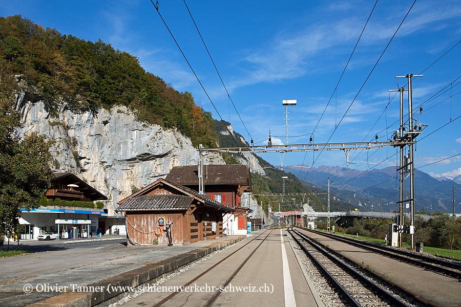 """Bahnhof """"Brienzwiler"""""""