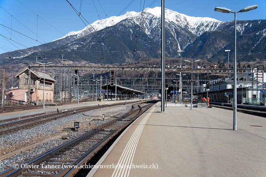 "Bahnhof ""Brig"""