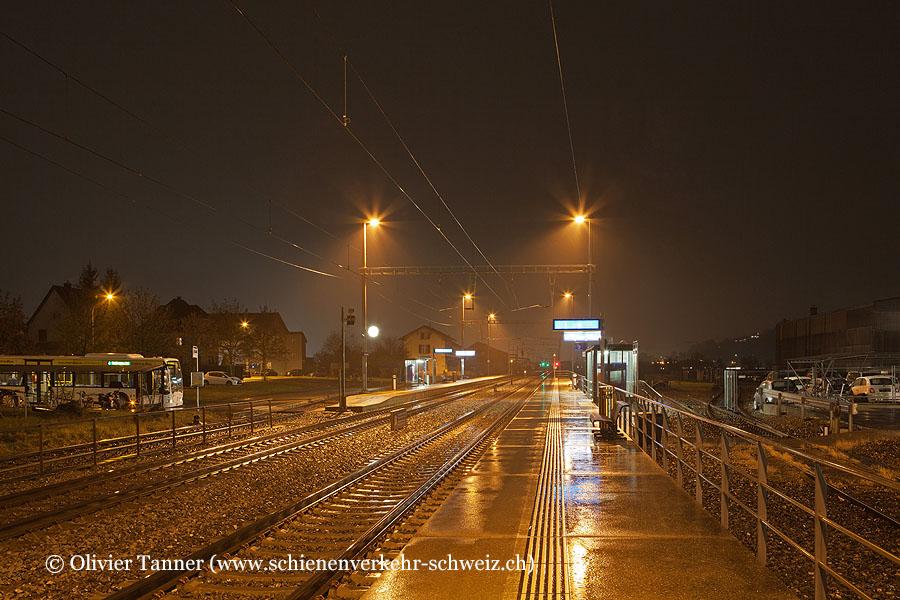 "Bahnhof ""Brittnau-Wikon"""