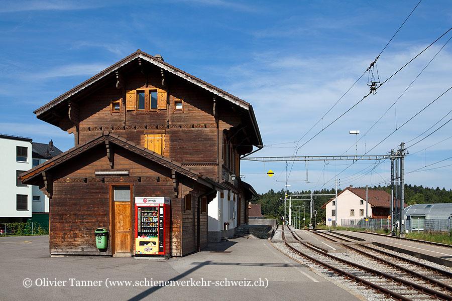 """Bahnhof """"Broc-Village"""""""
