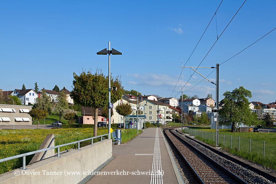 """Bahnhof """"Bronschhofen"""""""