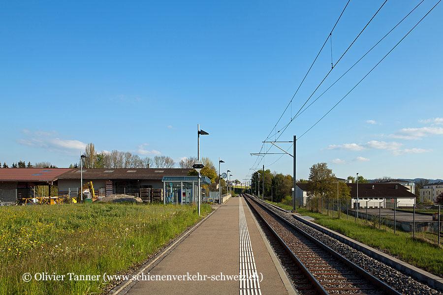 """Bahnhof """"Bronschhofen AMP"""""""
