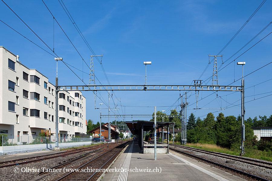 "Bahnhof ""Bubikon"""