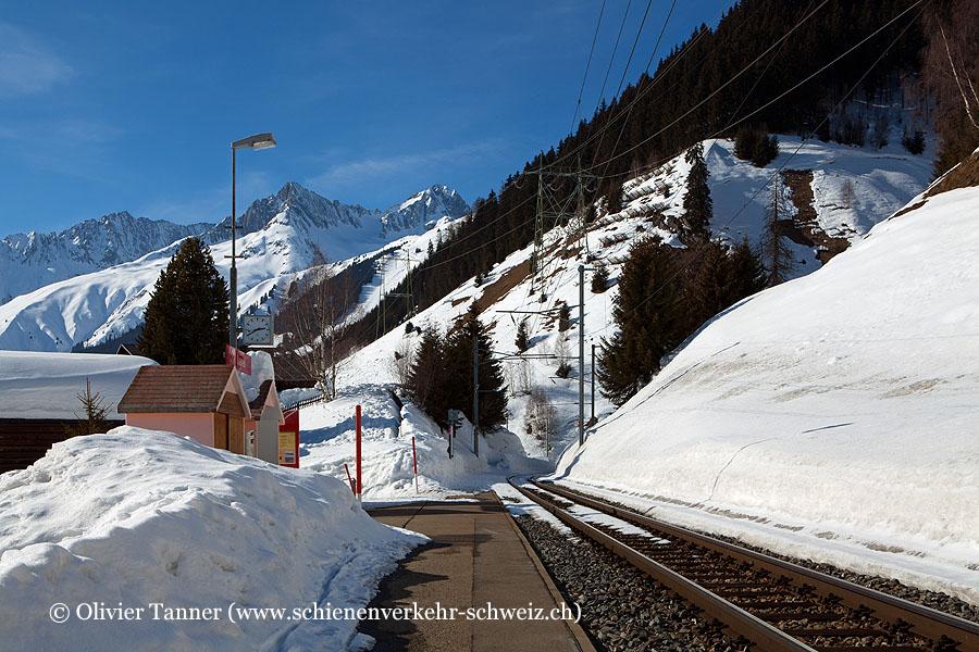 "Bahnhof ""Bugnei"""
