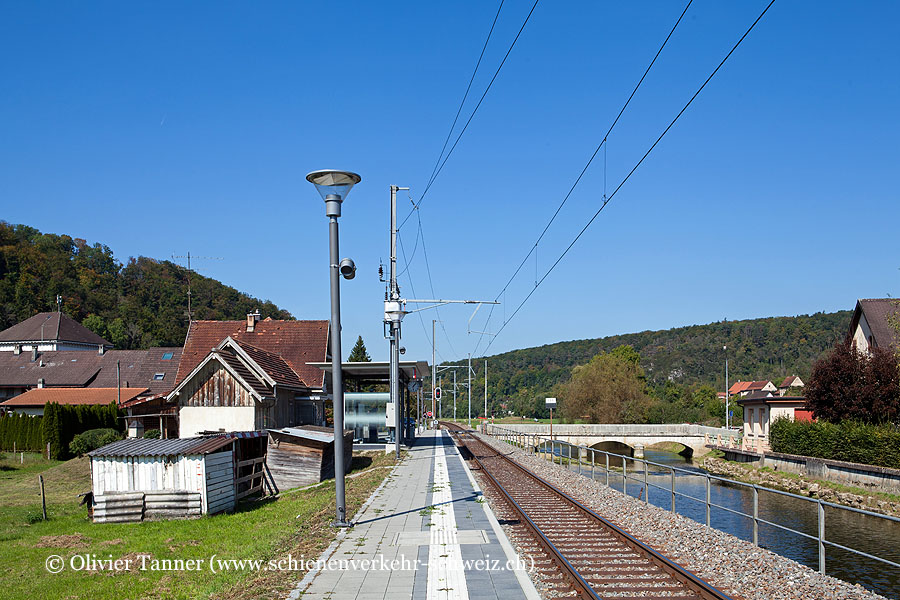 "Bahnhof ""Buix"""