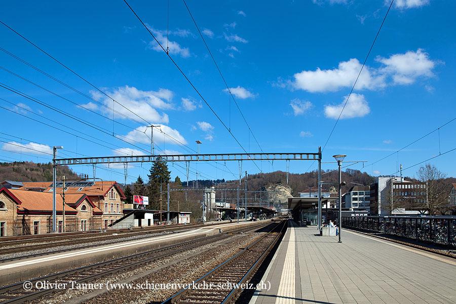 "Bahnhof ""Burgdorf"""