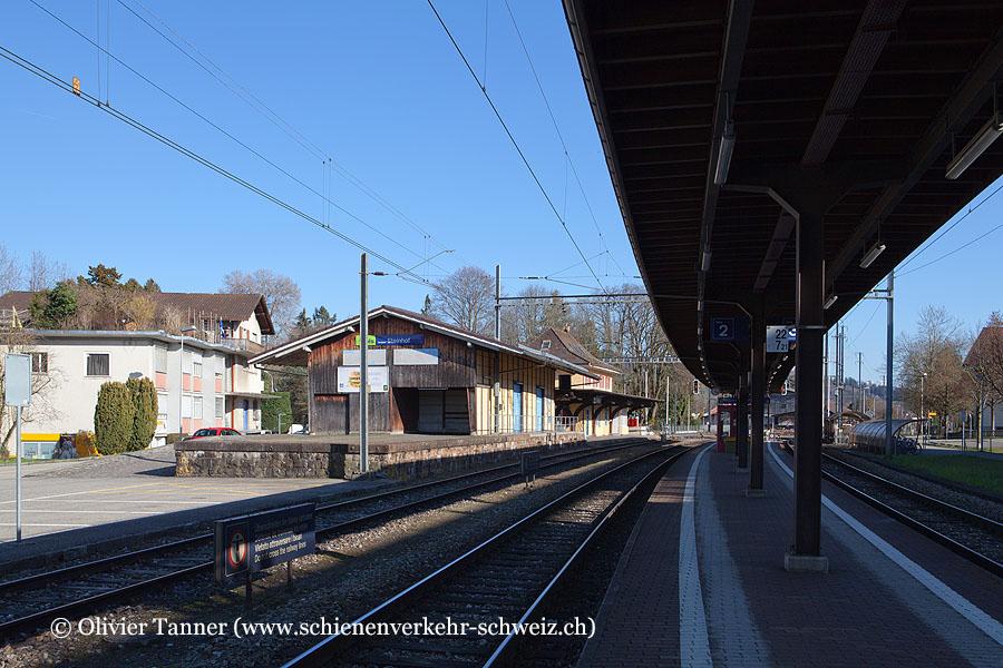 """Bahnhof """"Burgdorf Steinhof"""""""
