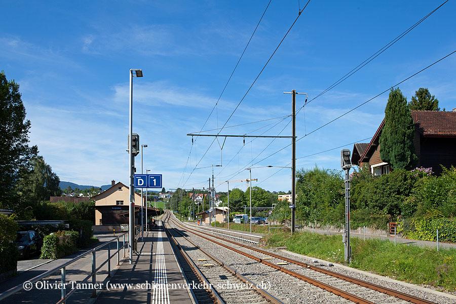 "Bahnhof ""Burghalden"""