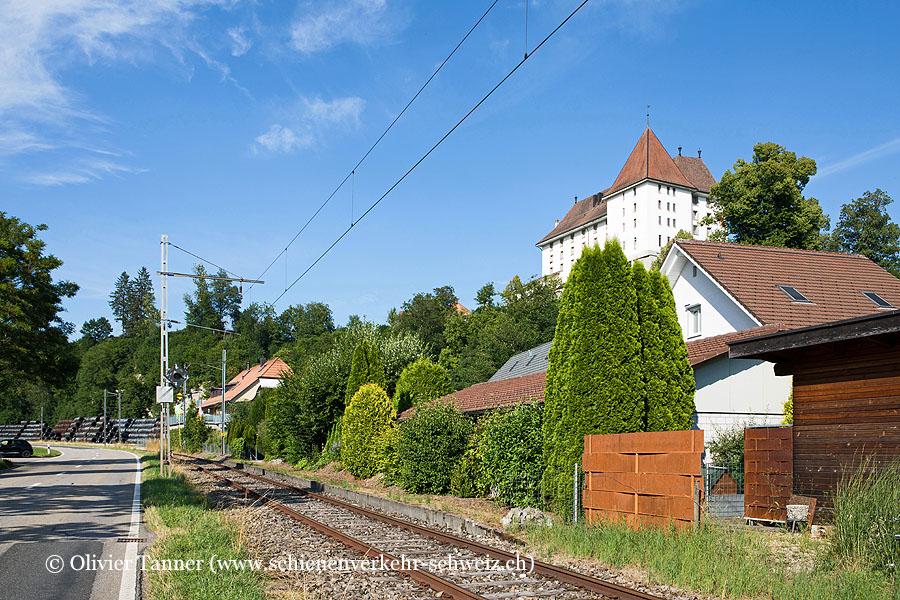 """Bahnhof """"Burghof"""""""