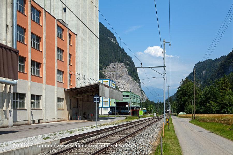 "Bahnhof ""Burgholz"""