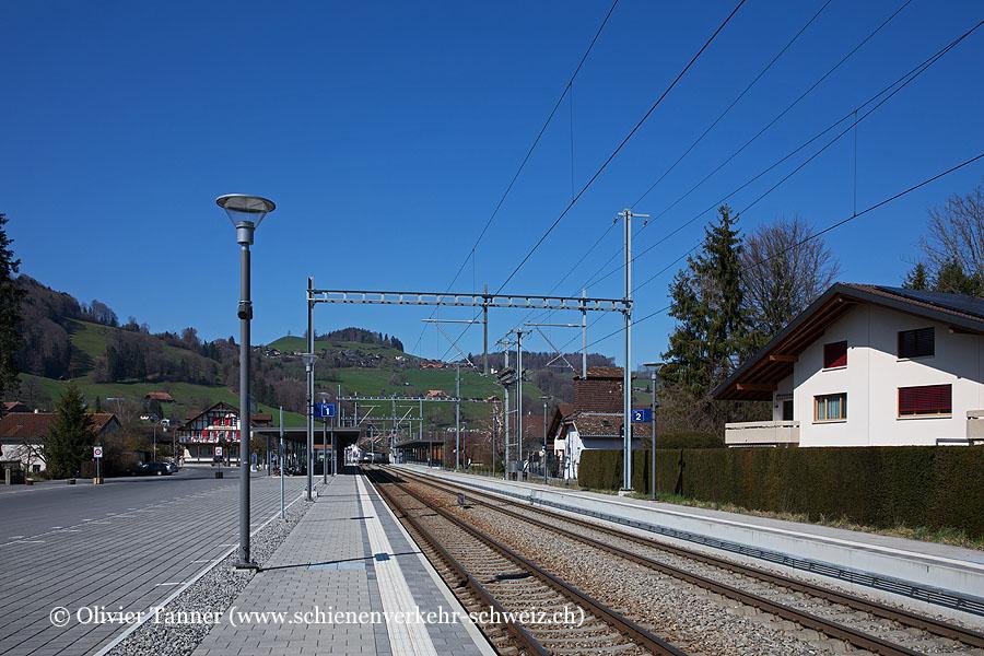 """Bahnhof """"Burgistein"""""""