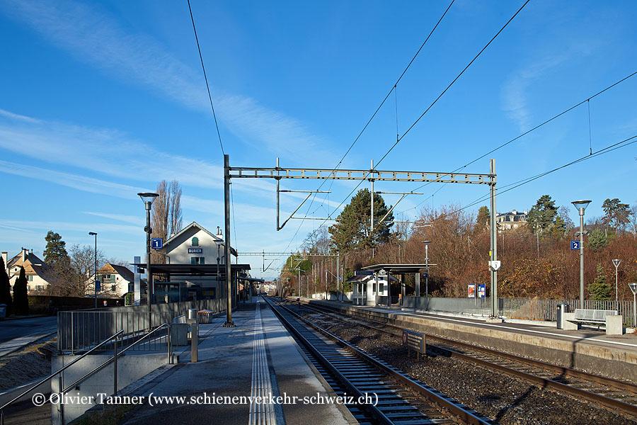 "Bahnhof ""Burier"""