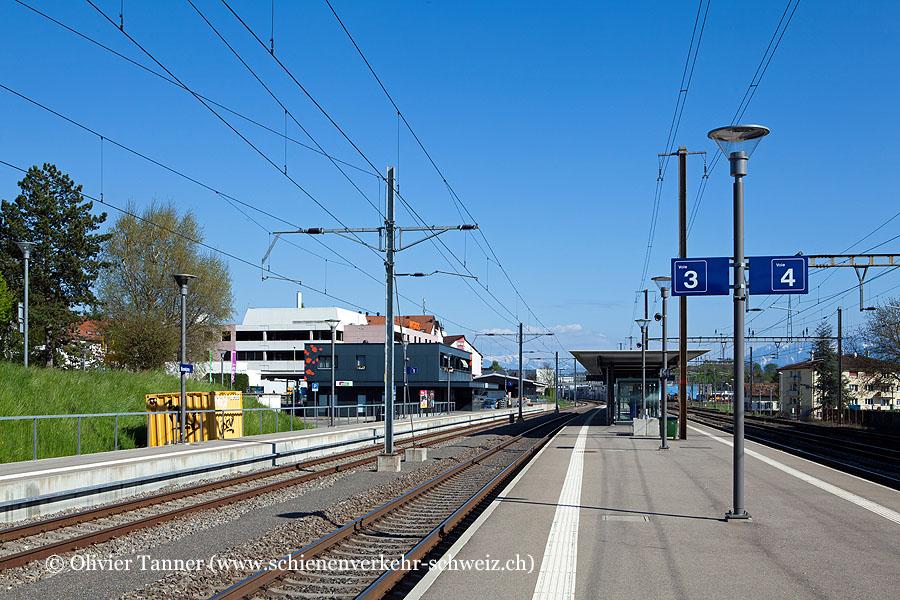 "Bahnhof ""Bussigny"""