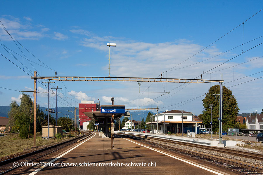 "Bahnhof ""Busswil"""