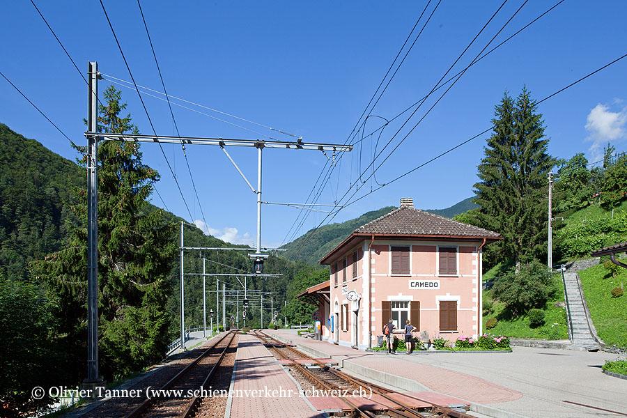 "Bahnhof ""Camedo"""