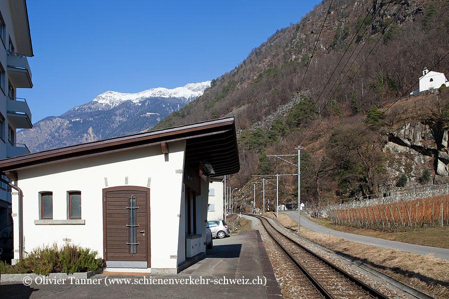 "Bahnhof ""Campascio"""