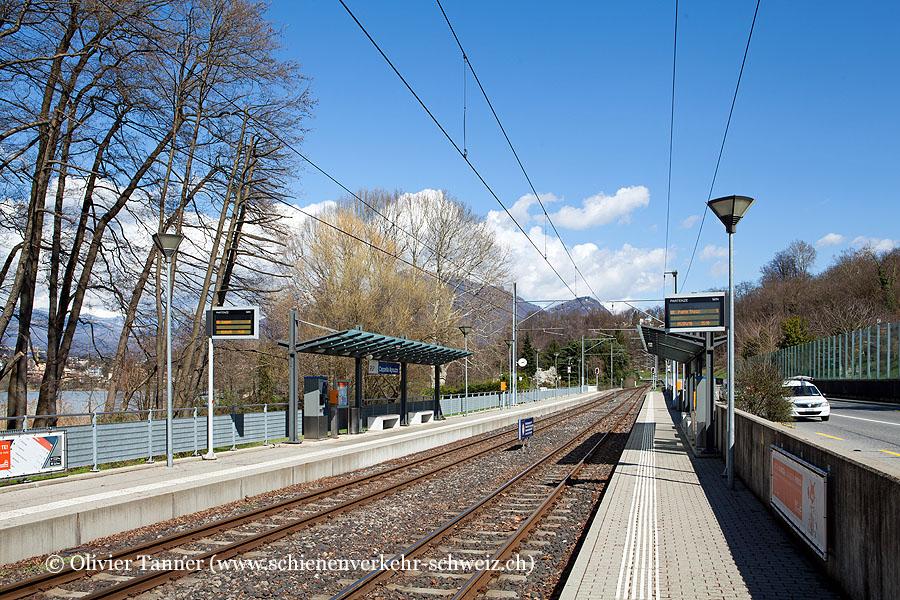 "Bahnhof ""Cappella-Agnuzzo"""