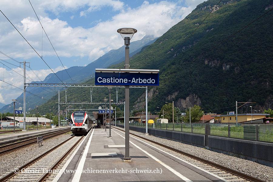 "Bahnhof ""Castione-Arbedo"""