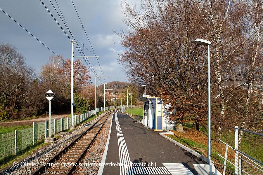 """Bahnhof """"Château-d'Hauteville"""""""