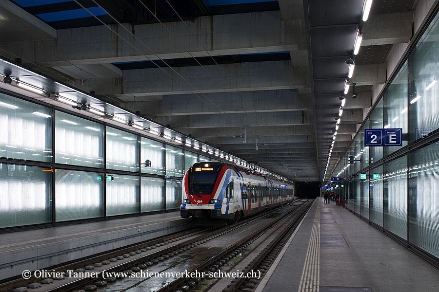 "Bahnhof ""Chêne-Bourg"""