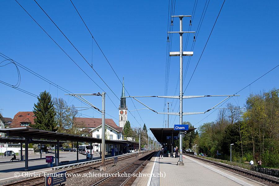 "Bahnhof ""Cham"""