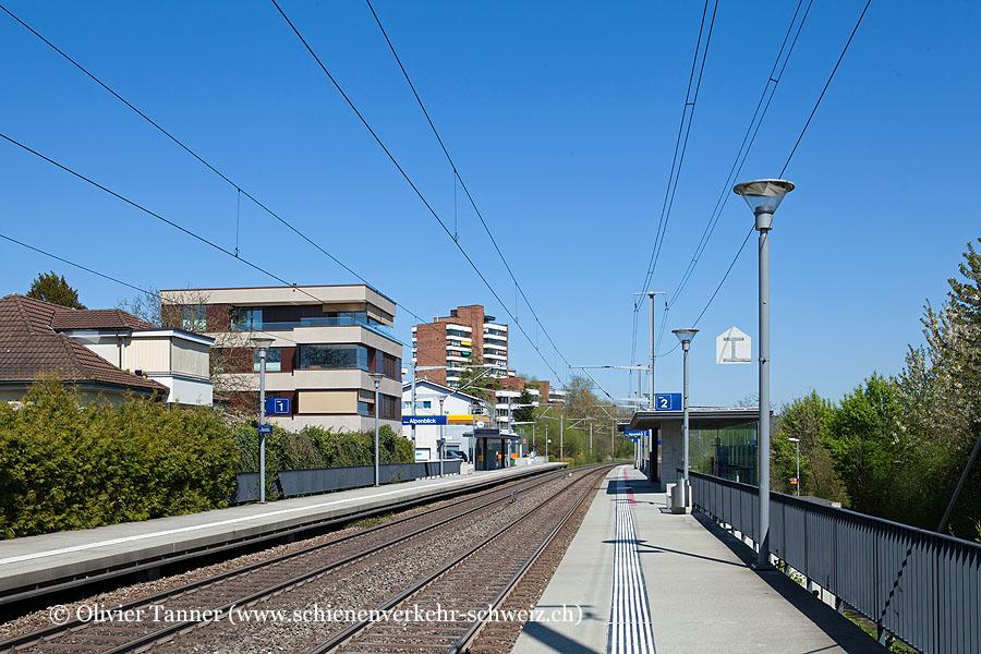"Bahnhof ""Cham Alpenblick"""