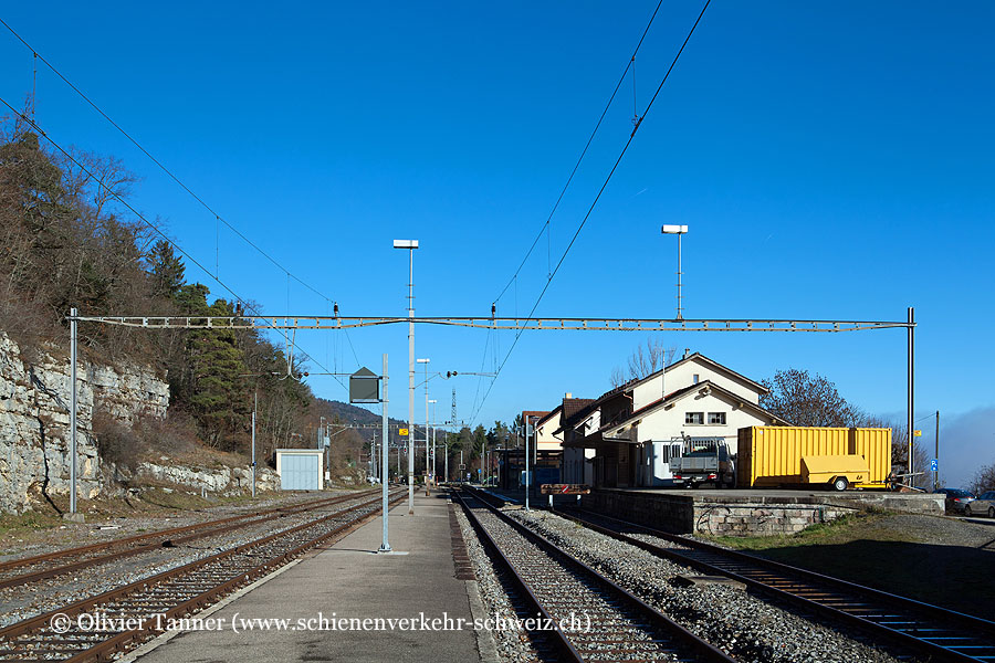 "Bahnhof ""Chambrelien"""