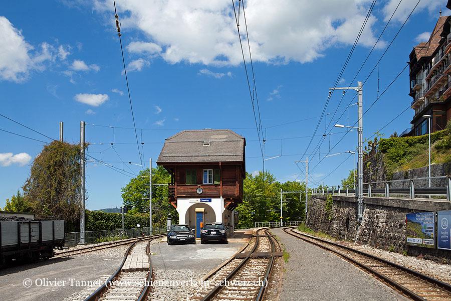 "Bahnhof ""Chamby"""