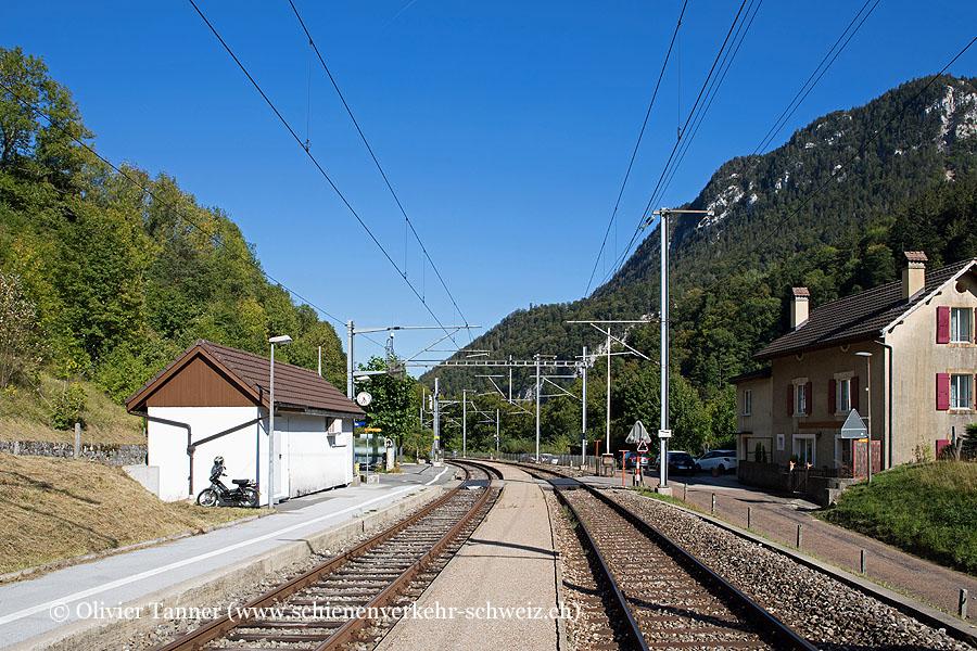 "Bahnhof ""Champ-du-Moulin"""
