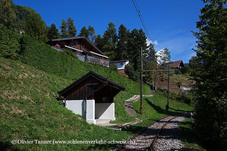 "Bahnhof ""Chantemerle"""