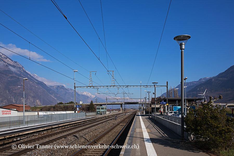 "Bahnhof ""Charrat-Fully"""