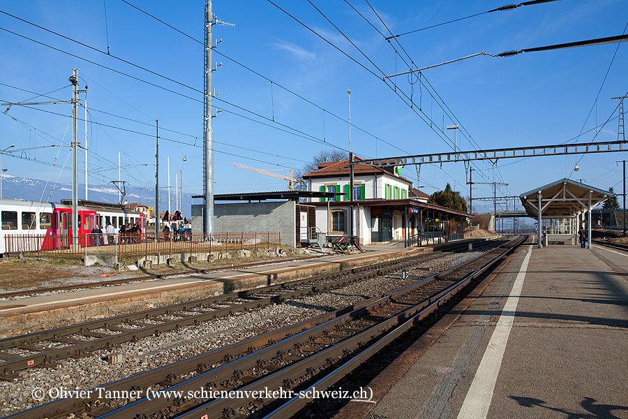 "Bahnhof ""Chavornay"""