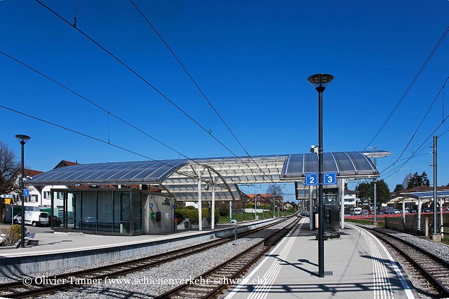 """Bahnhof """"Cheseaux"""""""