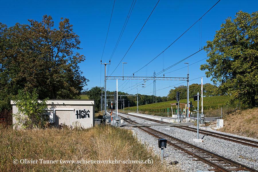 """Bahnhof """"Chigny"""""""