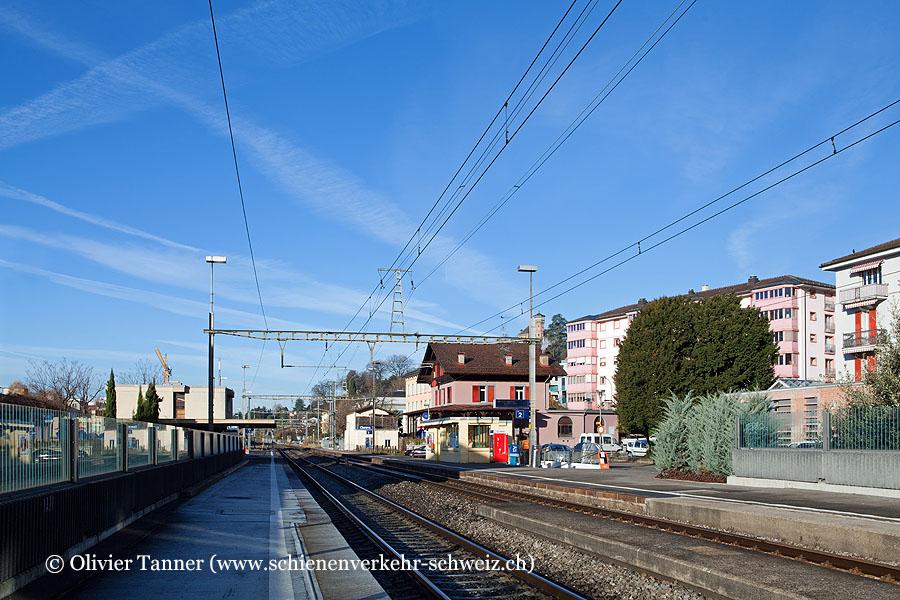 "Bahnhof ""Clarens"""