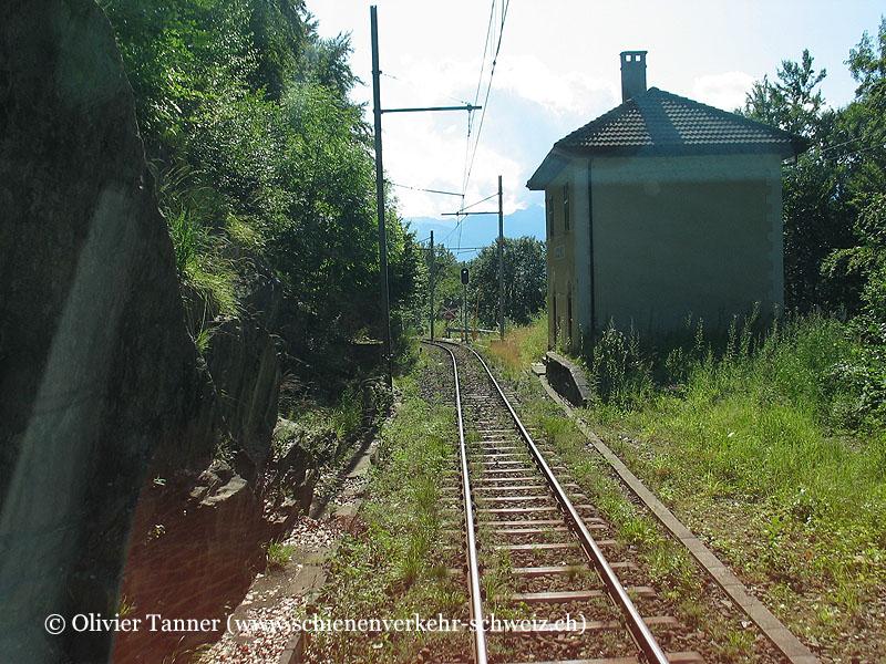 """Bahnhof """"Coimo"""""""
