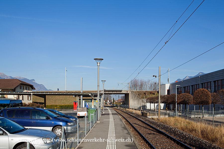 """Bahnhof """"Collombey"""""""