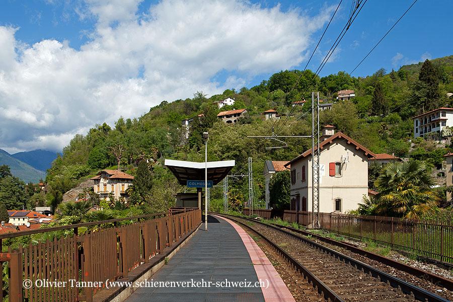 "Bahnhof ""Colmegna"""