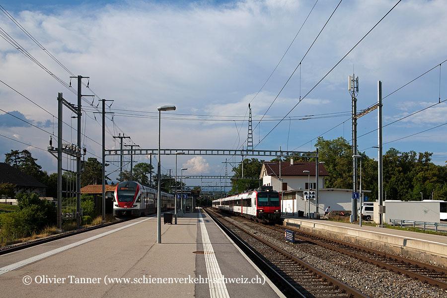 "Bahnhof ""Coppet"""