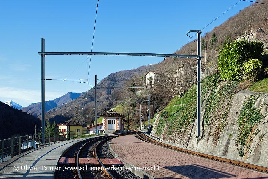 """Bahnhof """"Corcapolo"""""""