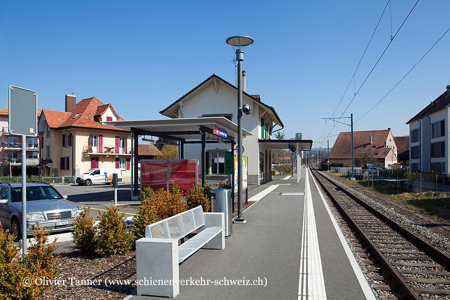 """Bahnhof """"Corcelles-Sud"""""""