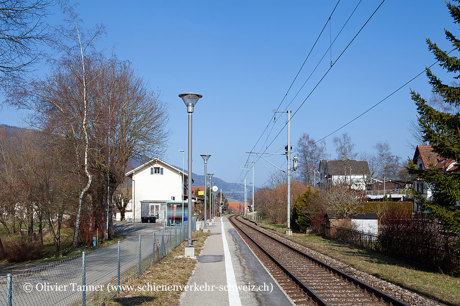 "Bahnhof ""Cormoret"""