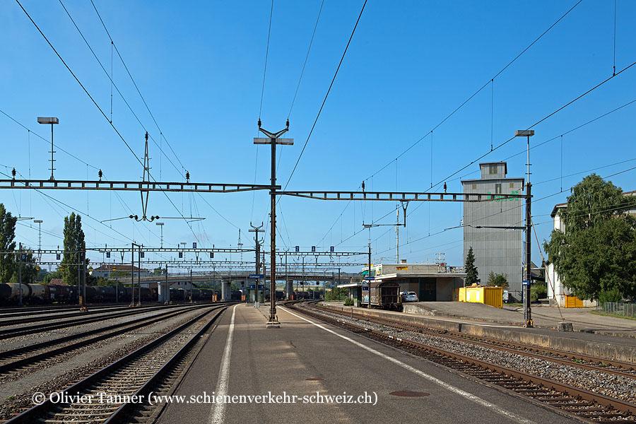 "Bahnhof ""Cornaux"""