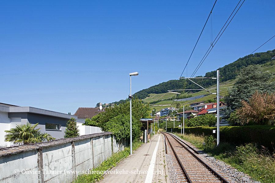 """Bahnhof """"Corseaux-Cornalles"""""""
