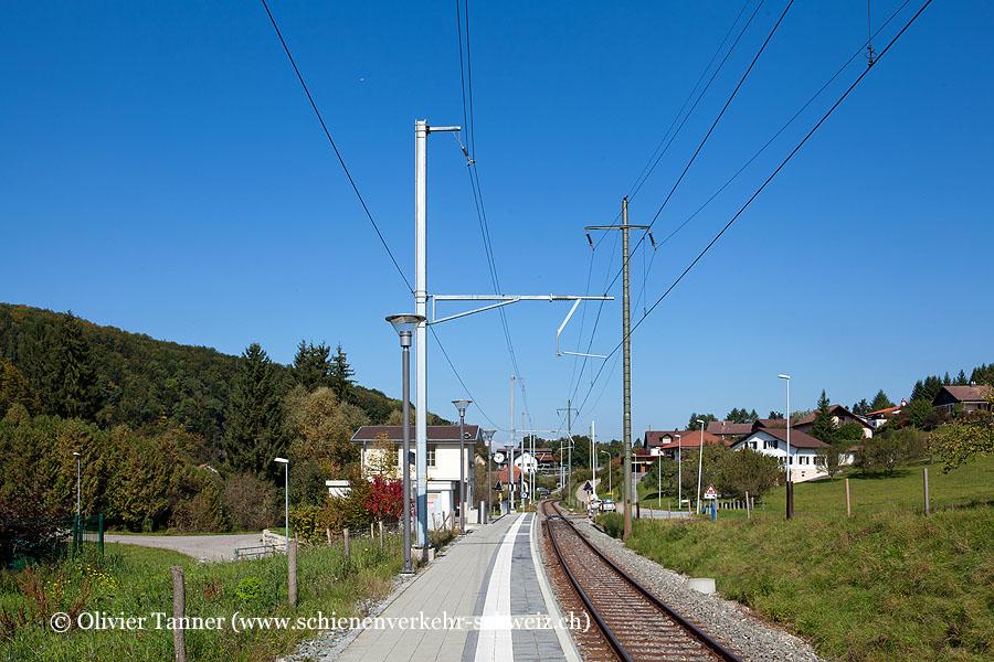"""Bahnhof """"Courchavon"""""""