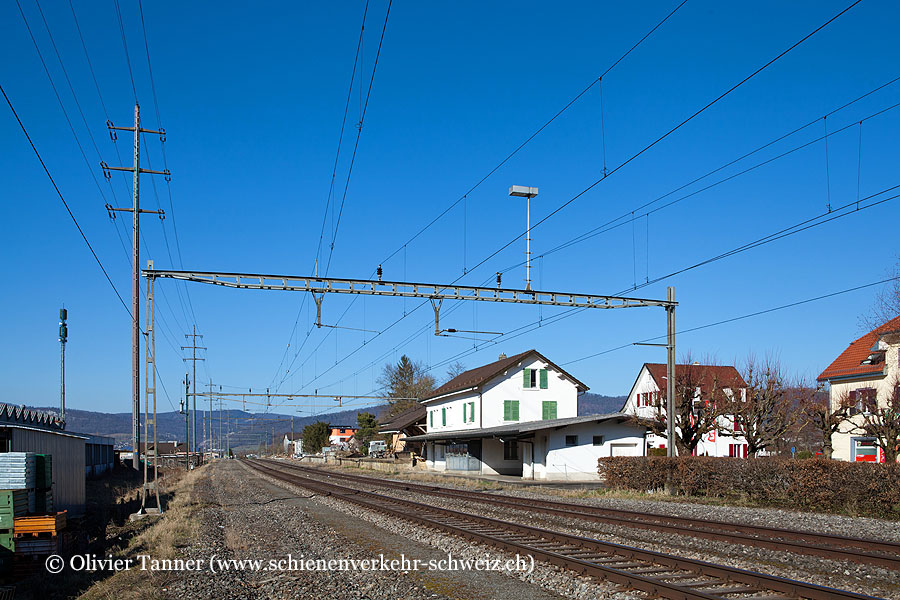 "Bahnhof ""Courrendlin"""