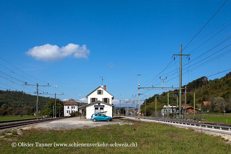 """Bahnhof """"Courtemaîche"""""""