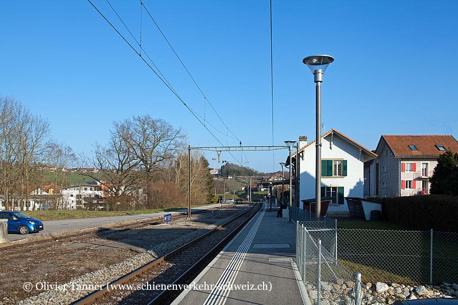 """Bahnhof """"Cousset"""""""